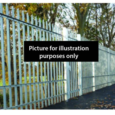 - Misc: Fencing/Luggage/Postbox/Golfclubs etc. - W1 Fencing