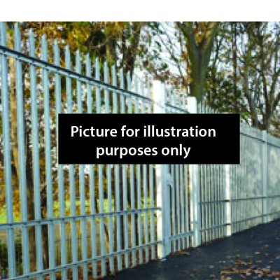- Misc: Fencing/Luggage/Postbox/Golfclubs etc. - W6 Fencing