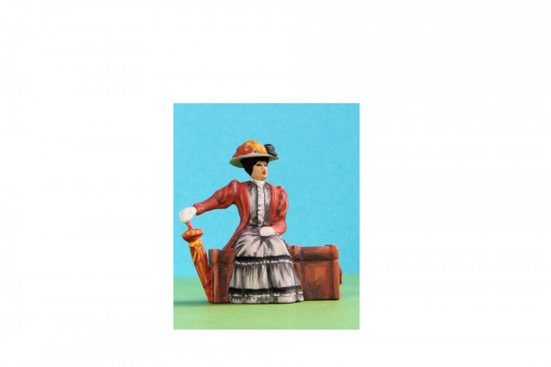 -  - A003 Victorian Lady