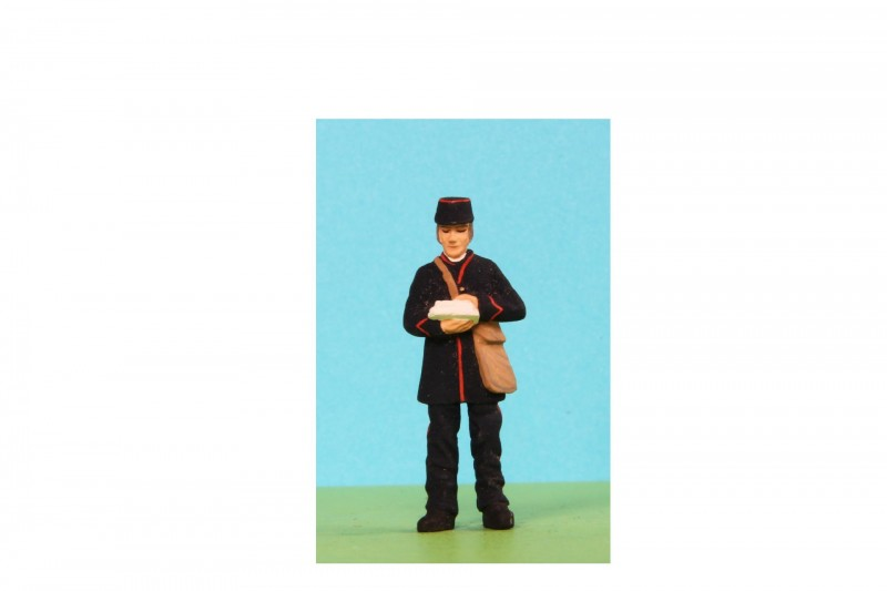 -  - A041 Postman victorian style
